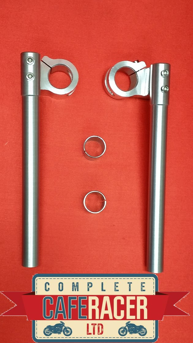 CAFE RACER 28MM TO 31MM CLIP ON HANDLE BARS