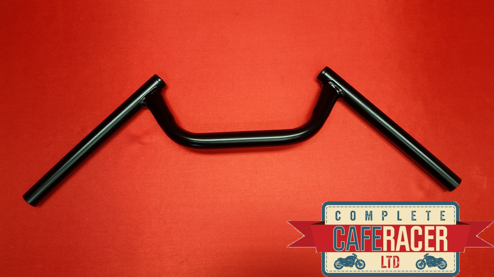 MATTE BLACK ACE BARS / CLUBMAN BARS