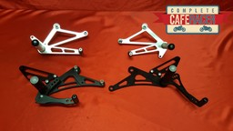 REARSETS AND FOOT PEGS