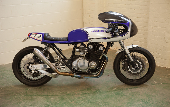 Complete Cafe Racer | Cafe Racer Parts in the UK from Yorkshire