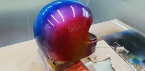 paint job helmet